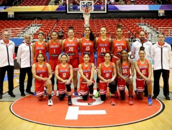 PR derrota a Venezuela en torneo AmeriCup femenino