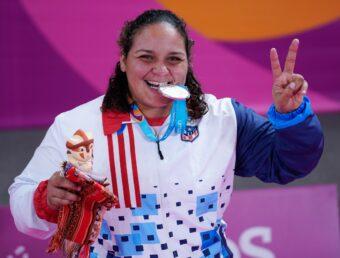 Judoka Melissa Mojica logra el pase para Tokio 2020