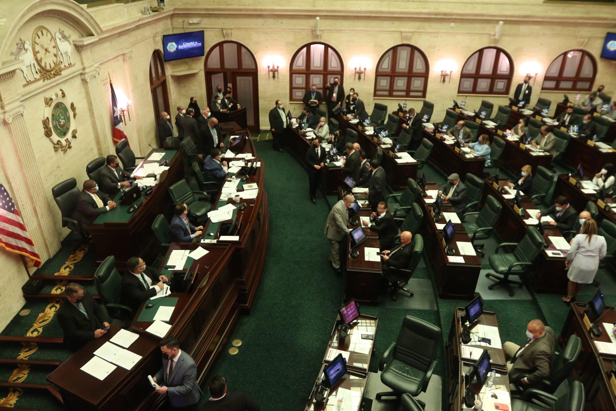 Cámara aprueba crear comisión especial que presentará una nueva Ley Electoral
