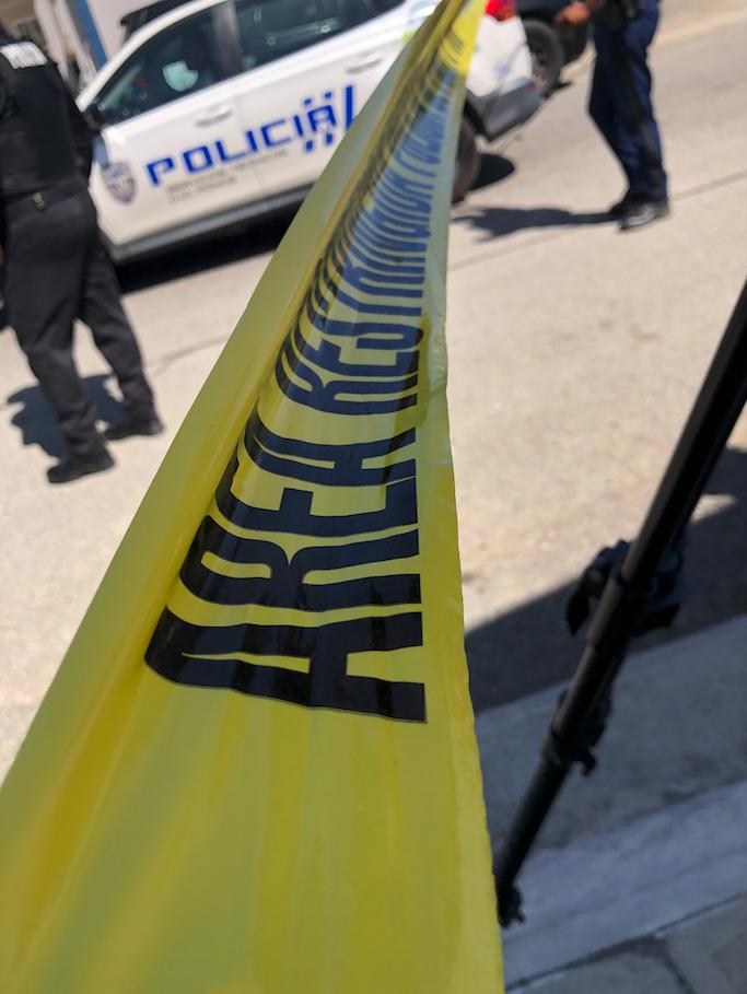Matan Policía en Ponce