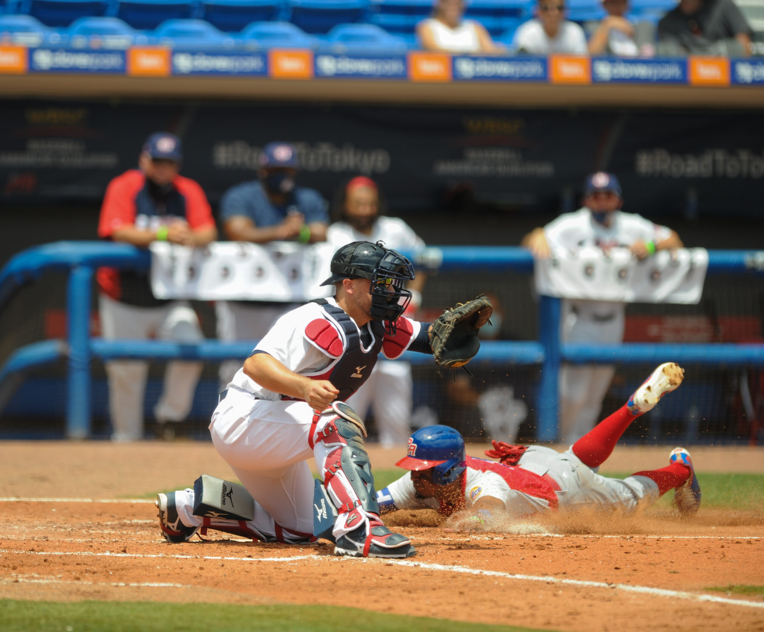 Cancelado último juego de Puerto Rico en Preolímpico de béisbol