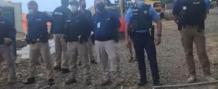 Siguen las protestas en condominio Sol y Playa en Rincón (Actualizada)