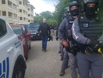 Arrestan a manifestante en Playa de Rincón