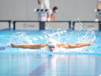 Nadador Jarod Arroyo clasifica para Tokio 20201