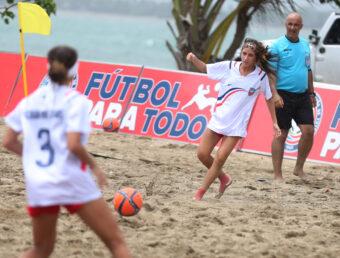 La Liga Fútbol Playa coronará a sus campeones este sábado en Toa Baja