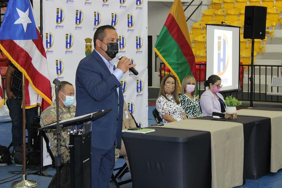 Alcalde de Humacao dice que no hará convenio con Luma Energy