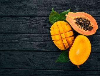 Sabores a mangó y papaya llegan a Plaza del Caribe