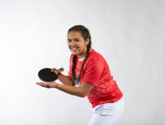 Adriana Díaz está lista para enfrentar a la austriaca Jia Liu