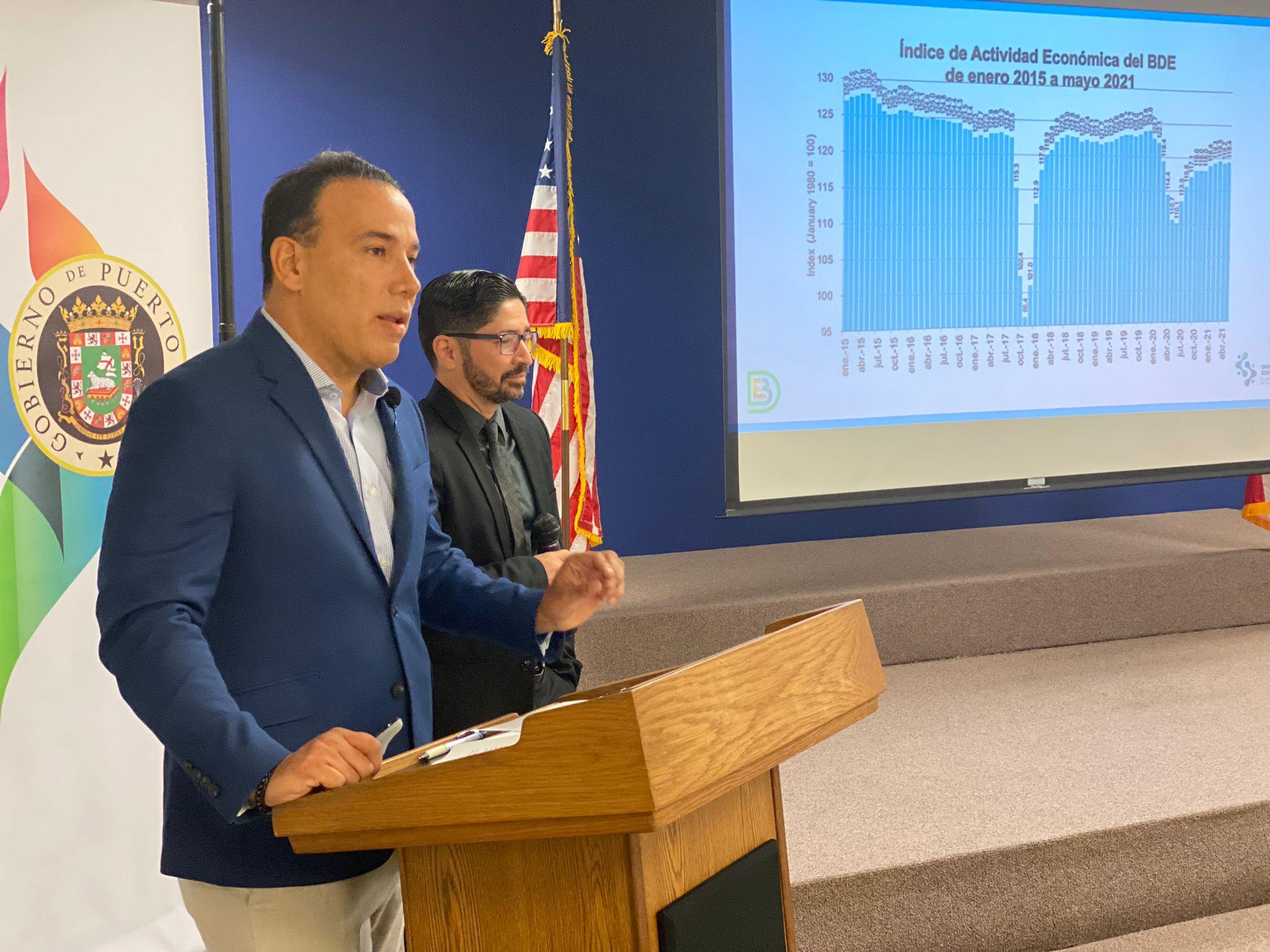 BDE anuncia recuperación de más de 80,000 empleos a un año de la pandemia del Coronavirus