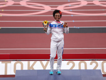 """""""Quería ser medallista de oro y lo he hecho realidad"""""""