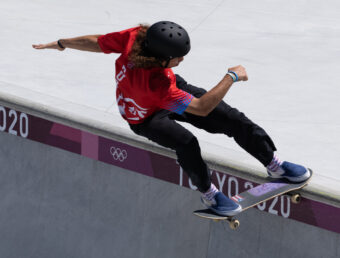 Steven Piñeiro sexto en elskateboardingparkde Tokio 2020
