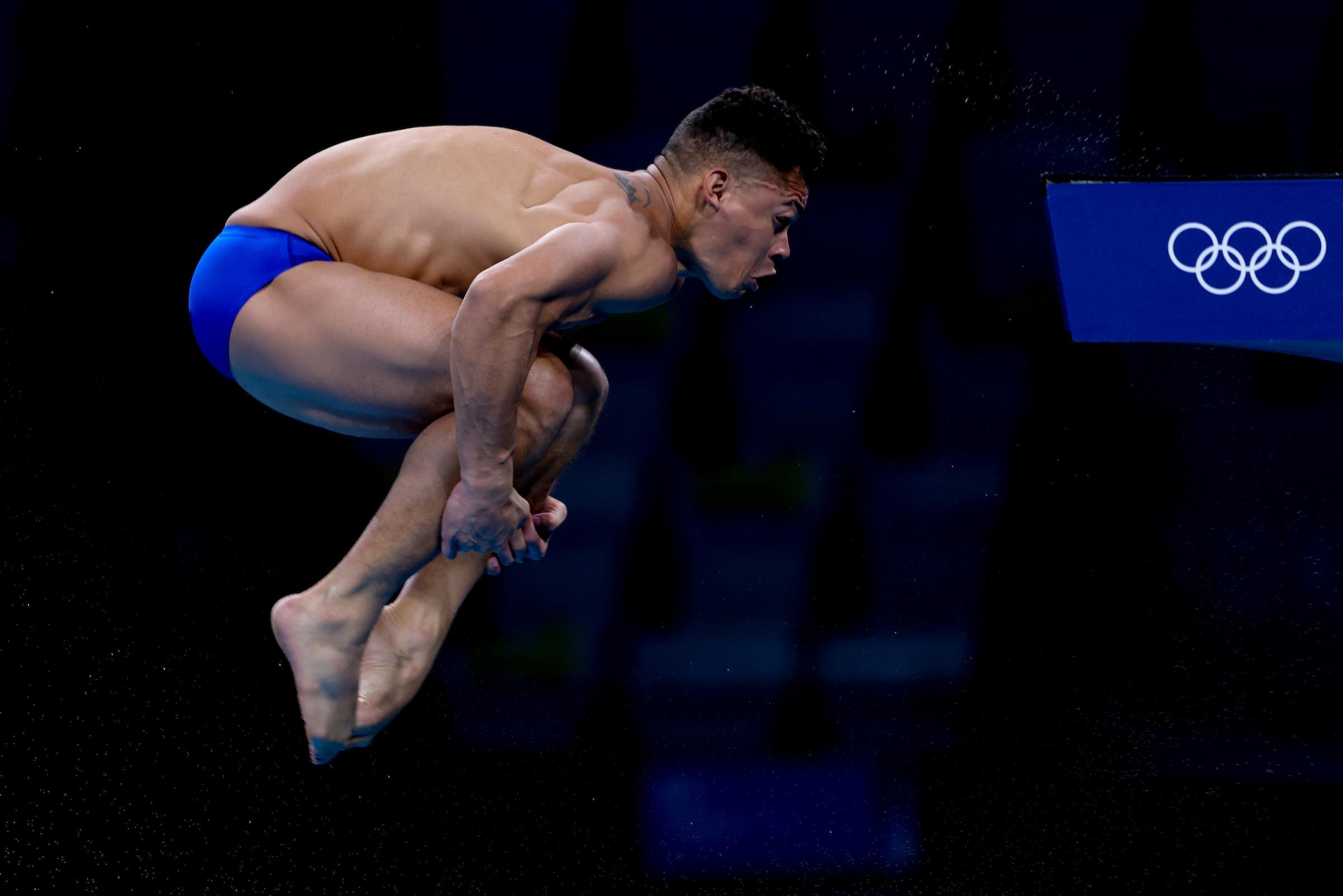 Rafa Quintero será el abanderado en la clausura de los Juegos Olímpicos Tokio 2020