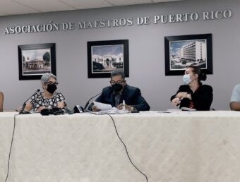 Asociación de Maestros asegura que las condiciones de las escuelas del país son
