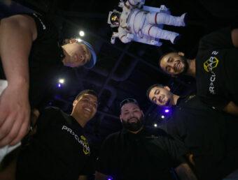 Satélite Boricua construído en la Universidad Interamericanallega a la Estación Espacial Internacional