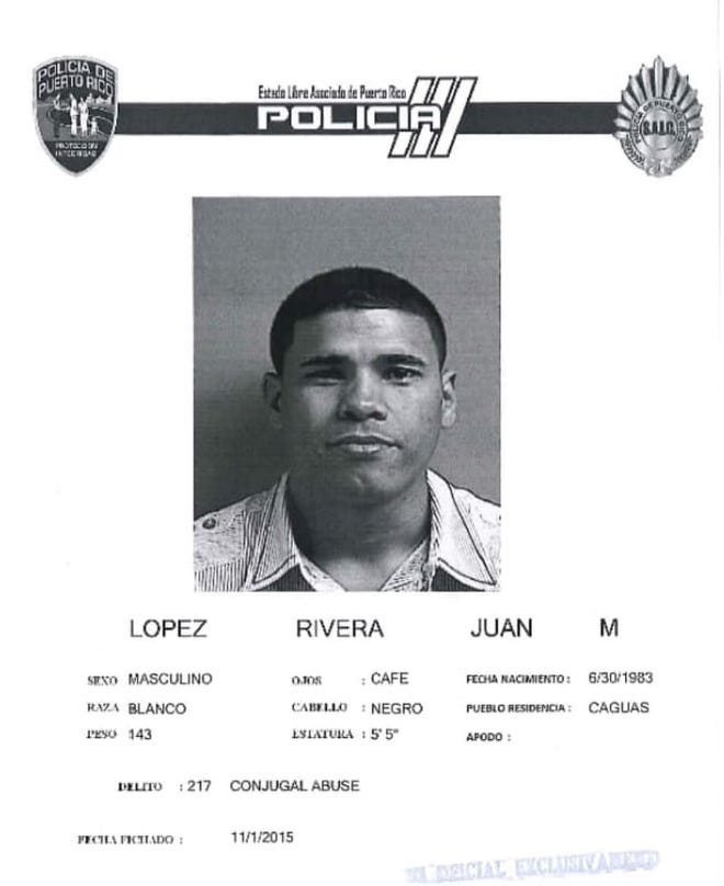 Bajo arresto al revocar fianza contra Juan Manuel López