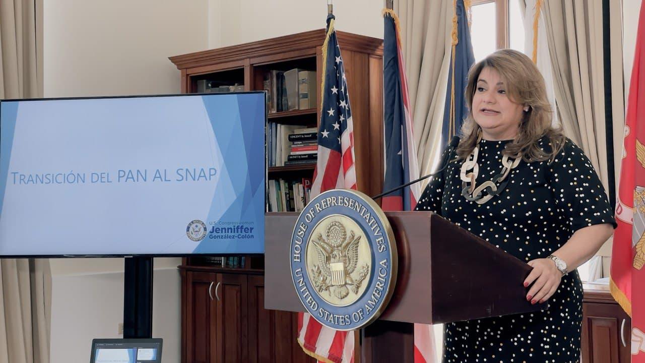 Fondos federales en Puerto Rico se pierden en parte por la burocracia del gobierno afirma comisionada residente (Sonido)