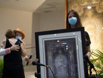 Exigen justicia para Andrea Ruiz Costas por medio del arte