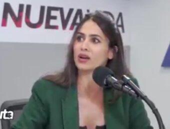 La delegada/cabildera por la estadidad Elizabeth Torres responde a su petición de indulto para su esposo ante Pierluisi