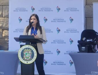 Disminuye el uso del cinturón de seguridad y el asiento protector en PR, según secretaria DTOP