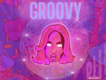 "Louu lanza nuevo sencillo, ""Groovy"""