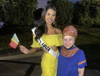 Loíza celebra hoy el triunfo de Michelle Colón como Miss Universe Puerto Rico