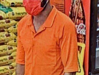 Policía busca a este hombre por supuesta apropiación ilegal en Home Depot de Bayamón