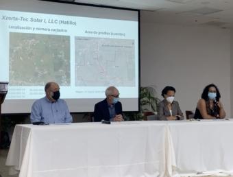 Integrante del Consejo Asesor de Justicia Ambiental de la Casa Blanca propone invertir fondos de FEMA en sistemas solares sobre los techos