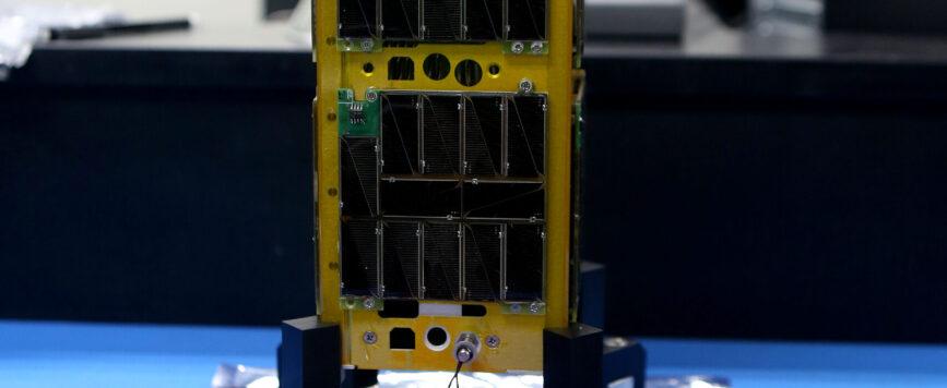 El primer satélite boricua comenzará a orbitar el planeta Tierra el martes 12 de octubre