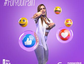 Pacientes con Artritis Reumatoide tienen su challenge en redes sociales -#ForYourPain: el primer baile diseñado como terapia-